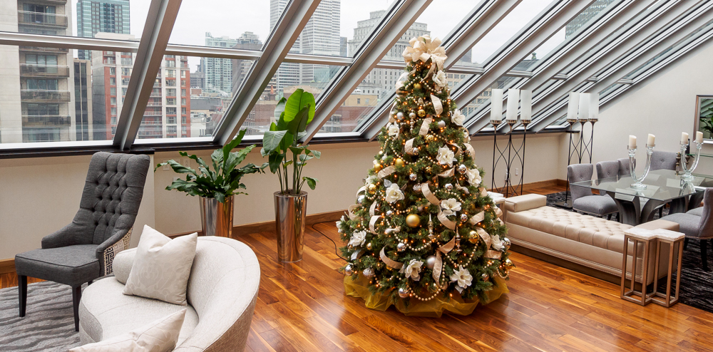 Emejing Christmas Decorating Service Images Interior Design Ideas