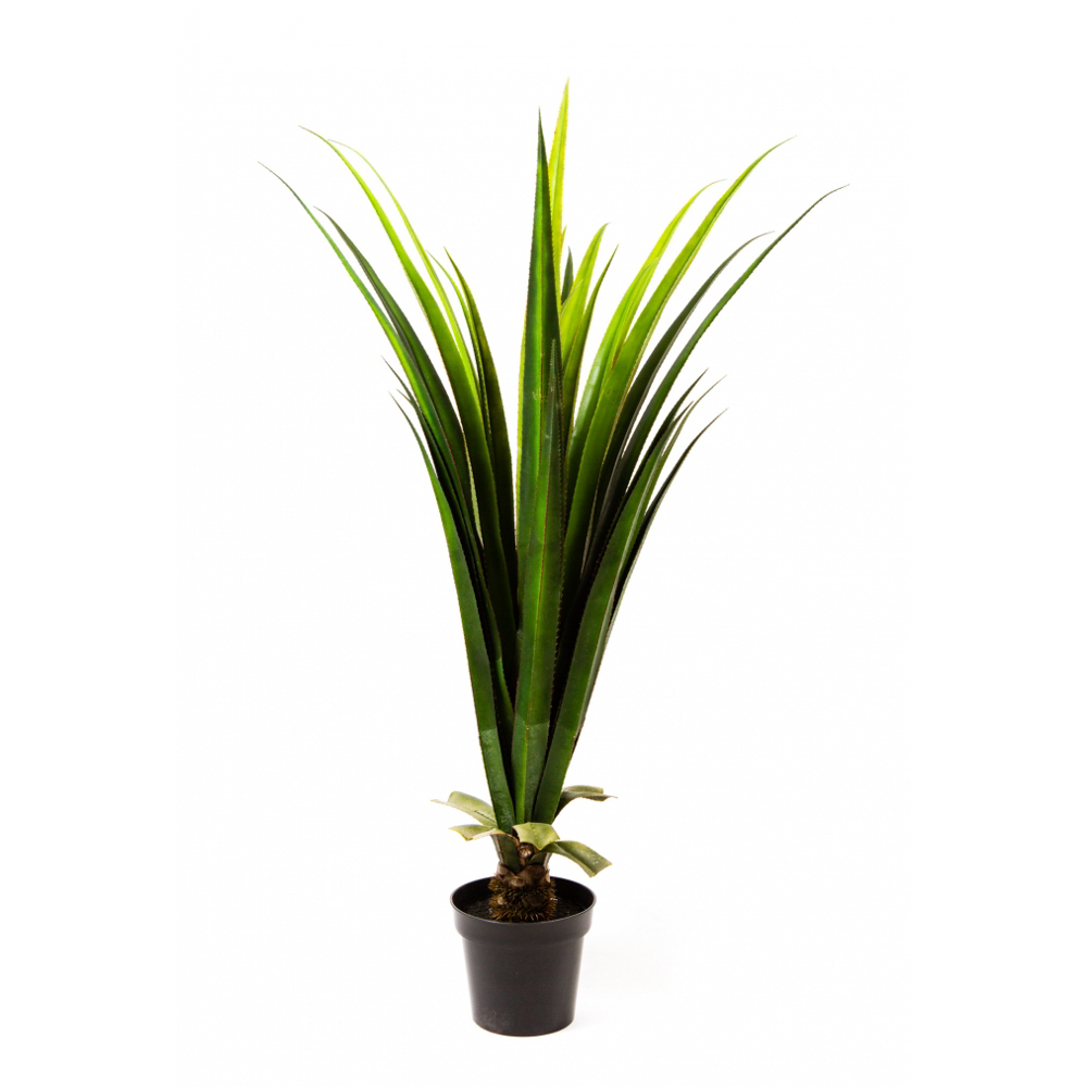 Artificiel - Agave longue verte